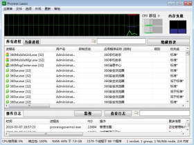 Process Lasso Pro v10.1.0 破解版